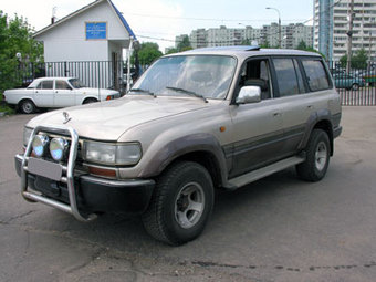 1994 Toyota LAND Cruiser picture